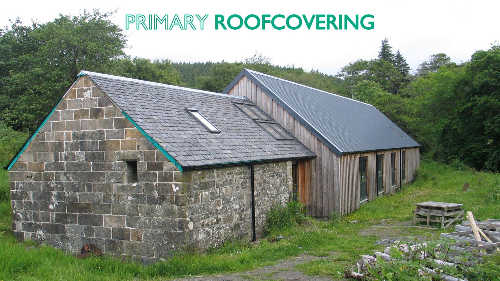 Primary Roofing