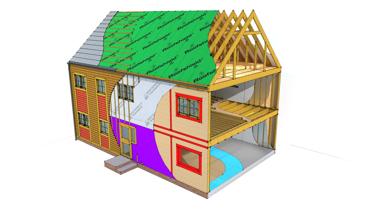 Timber Frame Construction Products | A. Proctor Group Ltd.